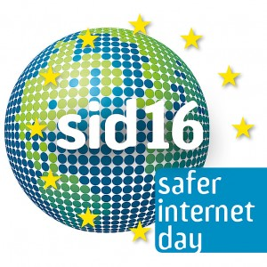 safer internet day 2016, Logo